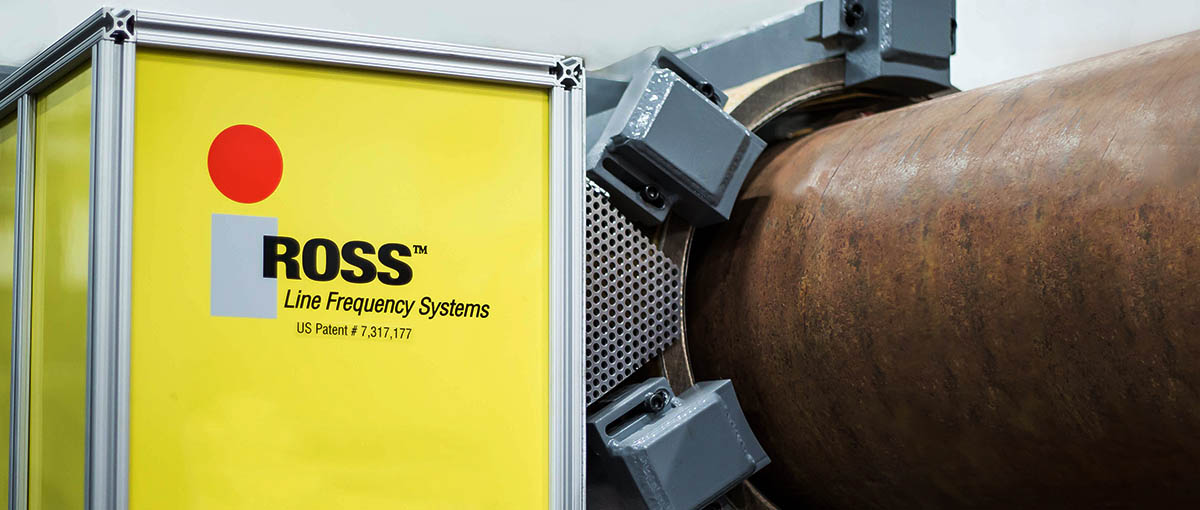 IRoss Single Phase Tube Pipe Heating System